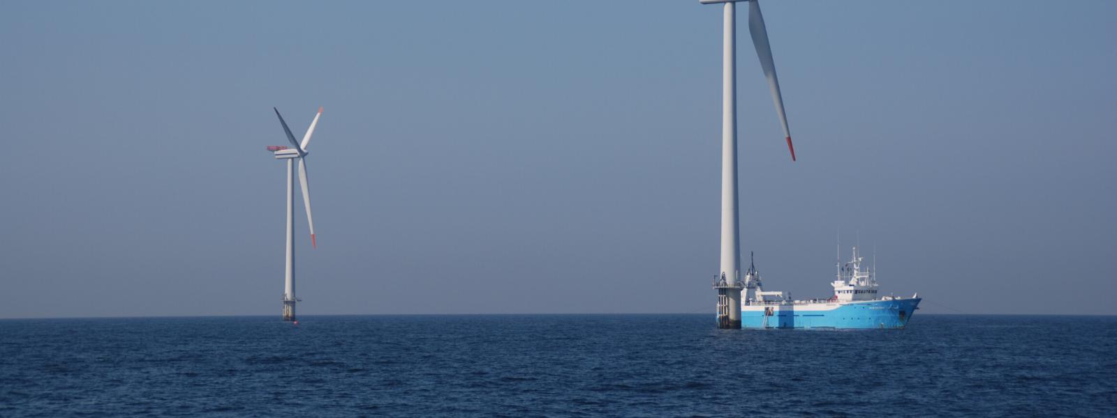 Energies maritimes renouvelables région Normandie