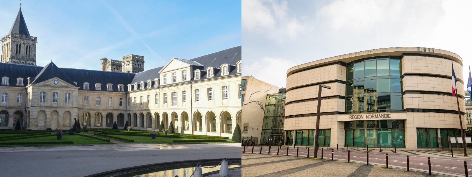 Hôtels de région_Région Normandie