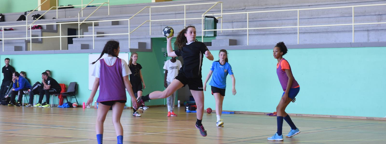 Sport chez les jeunes en Normandie