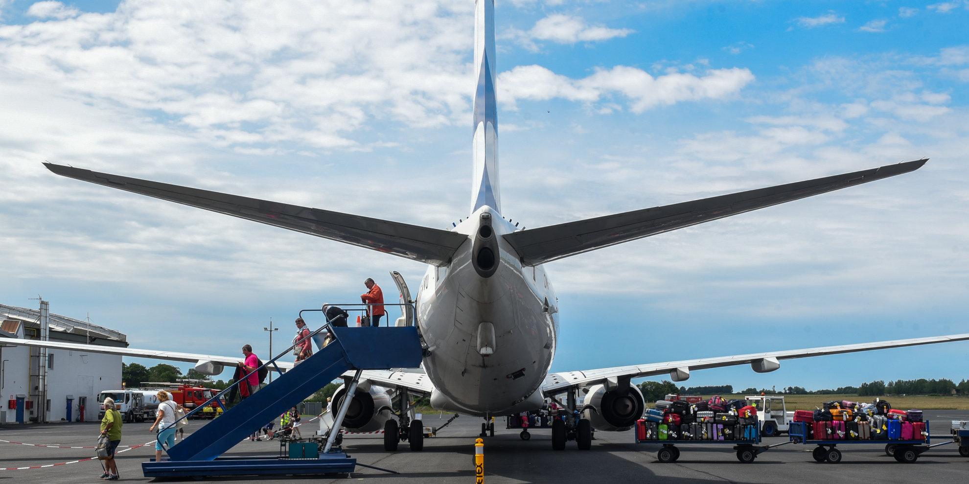 Aéroports de Normandie - Aéroport du Havre