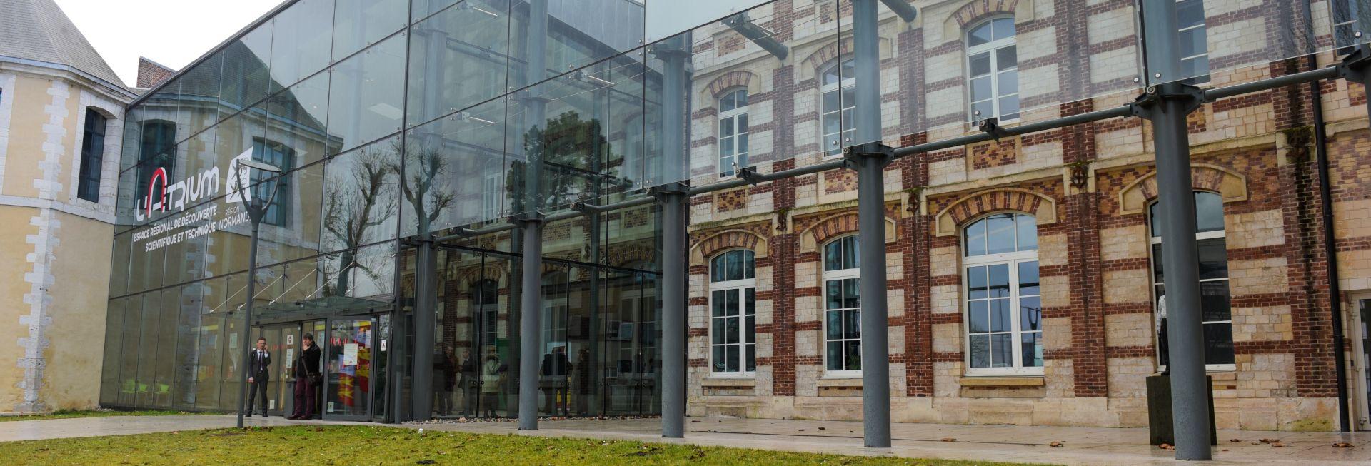 L'Atrium de Rouen