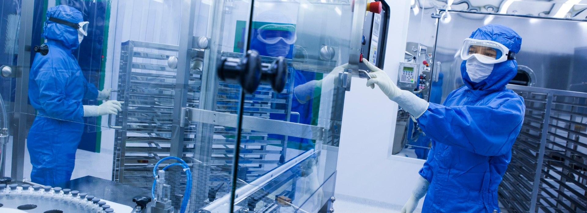 Industrie de la santé