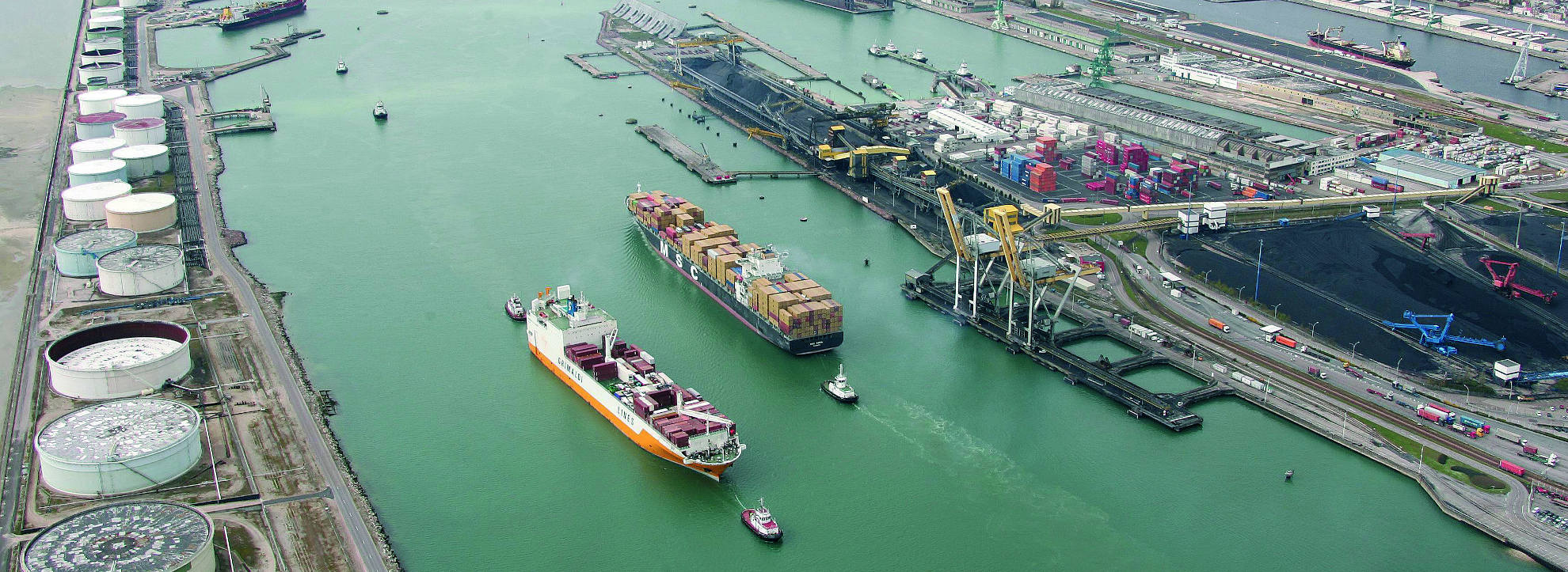 Port du Havre - Equipements portuaires