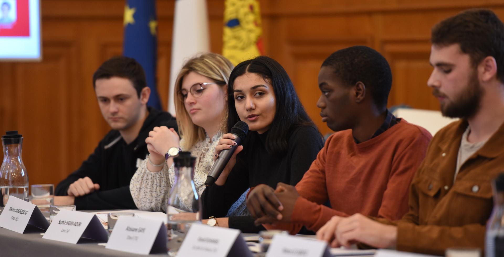 Conseil régional des jeunes de Normandie